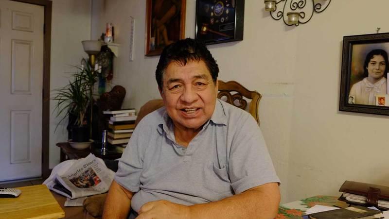 Interview with Ernie Gutierrez