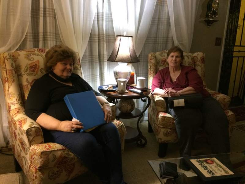 Interview with Patsy Sutley and Ida Werrett