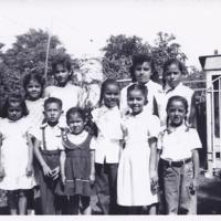 Vincent Rojas Jr Birthday Hick Camp Aug 1953.jpg